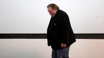 22-letnia aktorka i tancerka oskarża Depardieu o gwałt i napaść seksualną