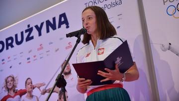 Tokio 2020: Polscy sportowcy po ślubowaniu olimpijskim