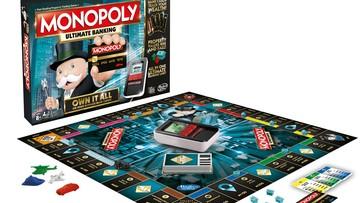 """Koniec z podkradaniem pieniędzy w  """"Monopoly"""". Gracze dostaną karty płatnicze"""