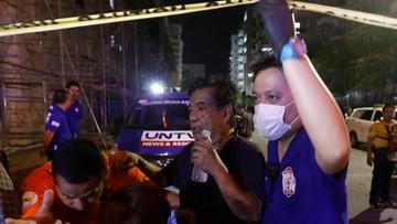 Ponad 30 ofiar ataku w Manili. Sprawca popełnił samobójstwo