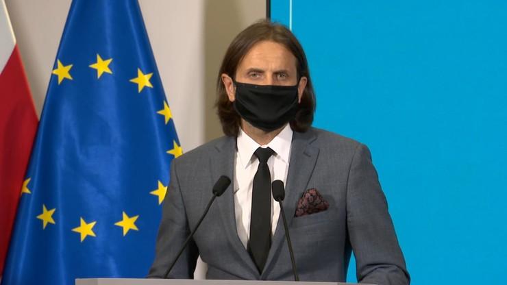 Nowy wiceminister zdrowia. Kim jest Piotr Bromber?