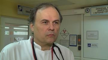 Doktor Rybacki: Tomasz Gollob przenoszony na oddział neurochirurgii