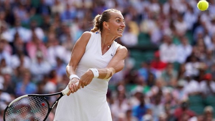 Roland Garros: Petra Kvitova wycofała się z powodu kontuzji