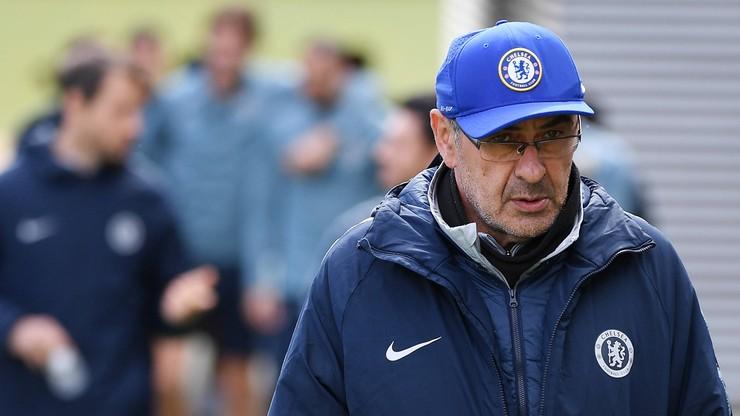 Chelsea zwolni Sarriego? Może go zastąpić ulubieniec kibiców