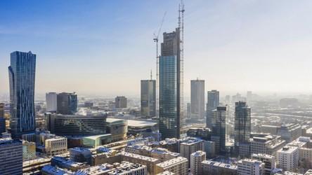 Warszawski Varso Tower stał się najwyższym budynkiem Unii Europejskiej