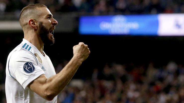 Liga Mistrzów: Benzema goni Van Nistelrooya