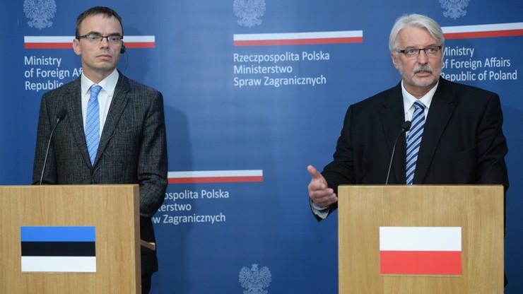 """""""Przyszłość Unii Europejskiej i kwestie bezpieczeństwa."""" W Warszawie trwa narada ambasadorów RP"""