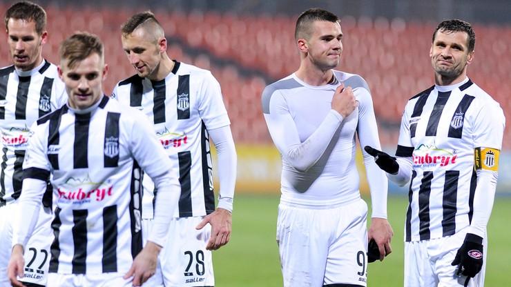 Rumuński obrońca nowym graczem Sandecji Nowy Sącz