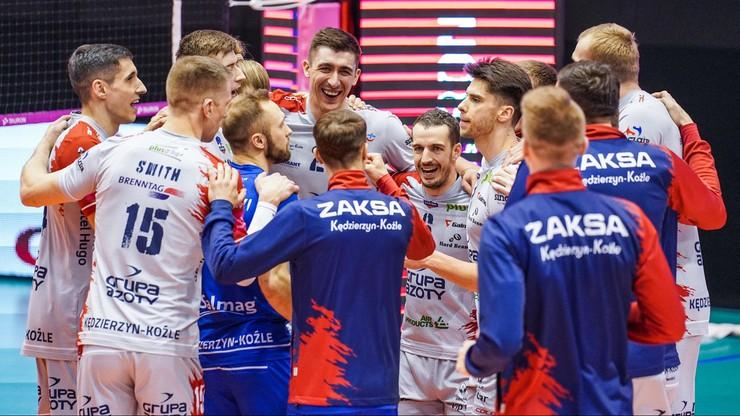 """Grupa Azoty ZAKSA Kędzierzyn-Koźle - Trentino. """"Jeśli ZAKSA zagra w finale LM tak dobrze, jak trenowała, to możemy być spokojni"""""""