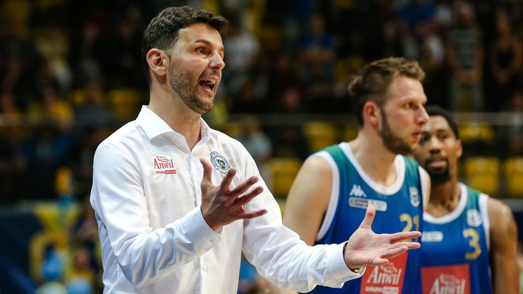 Romański w Energa Basket Lidze: Spokojnych Świąt dla szesnastu