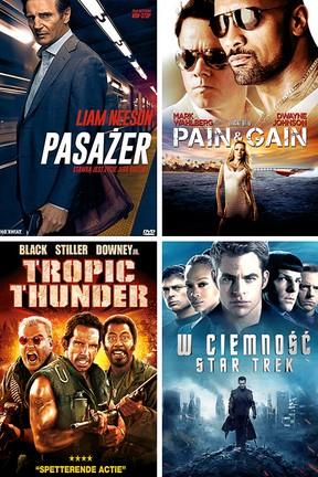 2021-05-10 Hollywoodzcy aktorzy w akcji, czyli filmy w maju
