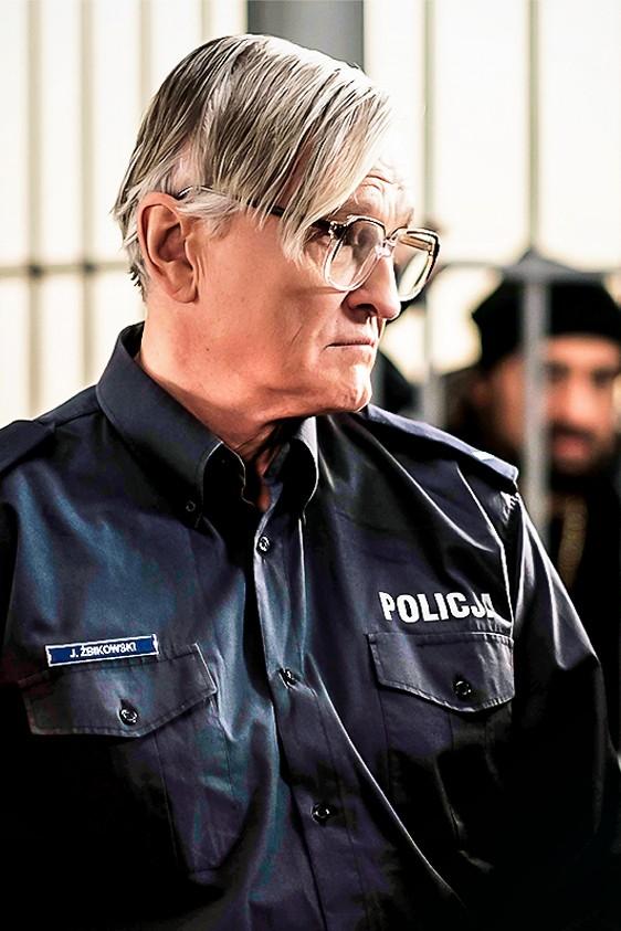 """""""Święty"""" - odcinek 104: Policyjna prowokacja w Uroczysku"""