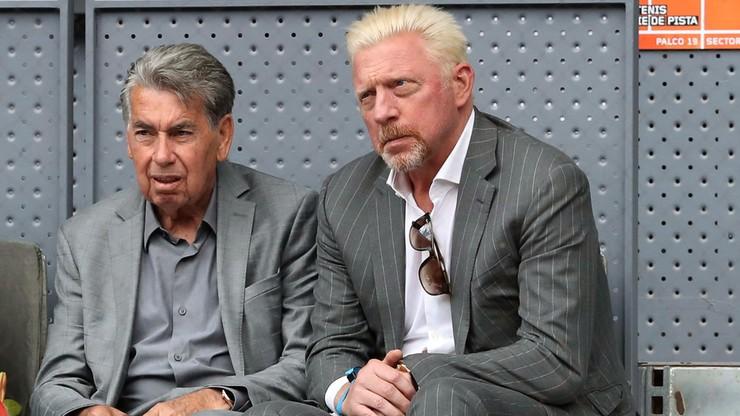 Ścigany za długi Becker osłania się immunitetem dyplomatycznym