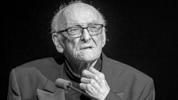 Zmarł wybitny operator filmowy Witold Sobociński