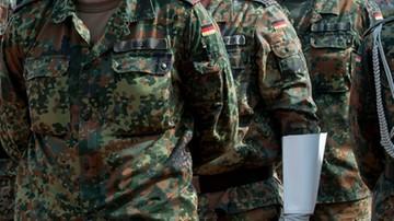 Niemcy zwiększą wydatki na wojsko