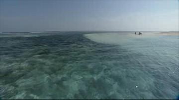 Rajskie wyspy znikają - wstrząsający reportaż Jana Mikruty
