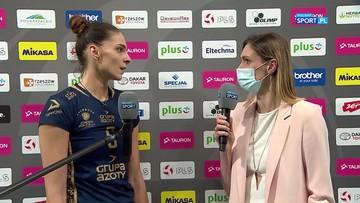 Jovana Brakocevic-Canzian: Musimy wygrywać każdy mecz o mistrzostwo