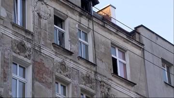 Pożar w kamienicy we Wrocławiu. Trzy osoby nie żyją
