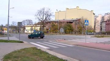 93-letni kierowca potrącił mężczyznę na pasach w Kielcach