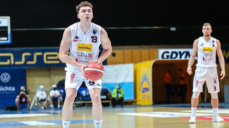 EBL: Pszczółka Start Lublin z kolejną ligową wygraną