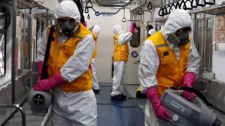 Ponowny wzrost liczby zarażeń koronawirusem w Korei Płd. i Chinach