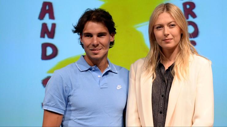 WTA w Santa Ponsa: Nadal zainspirował Szarapową