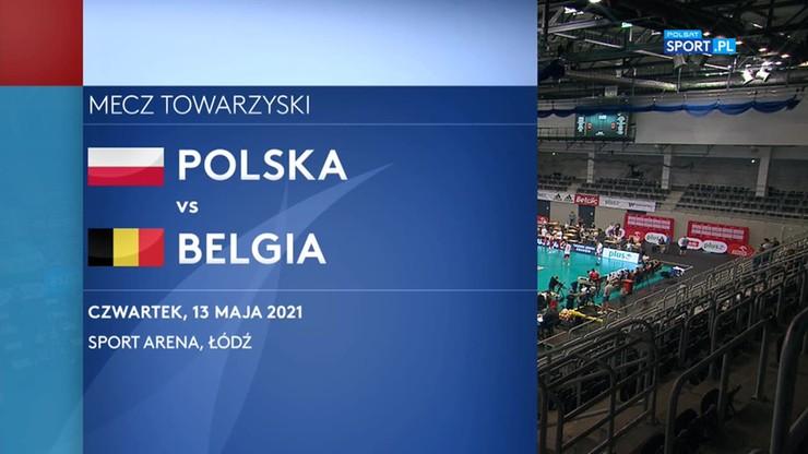 Polska – Belgia 4:0. Skrót meczu