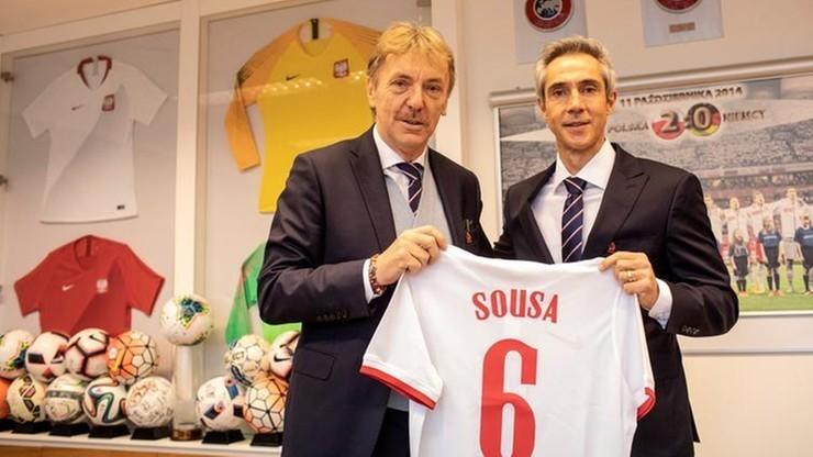 Paulo Sousa zadecydował! Szeroka kadra reprezentacji Polski na mecze eliminacji MŚ