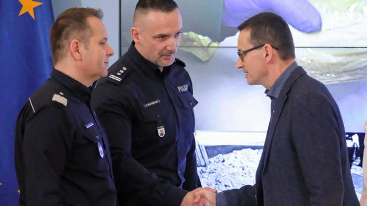 Narkotyki o wartości 60 mln zł w rękach polskich służb. Premier: heroina to zło