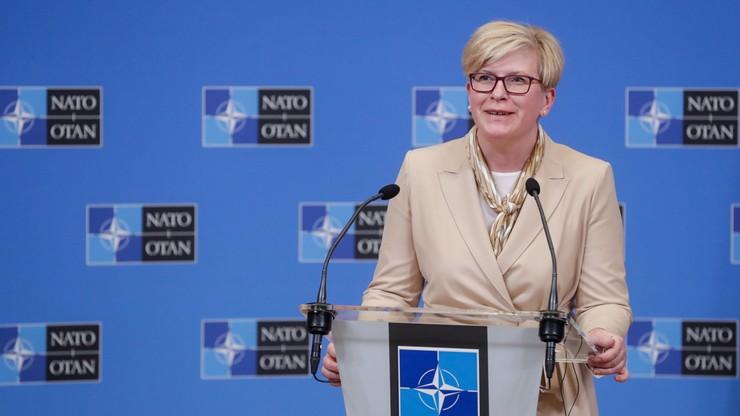 Rosja podważa nasze bezpieczeństwo - mówią premierzy państw bałtyckich
