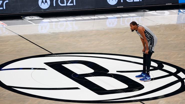 NBA: Kevina Duranta znowu czeka przerwa. Wszystkiemu winny koronawirus