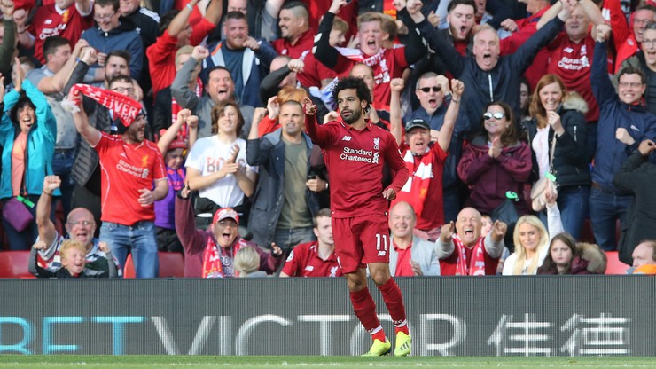 Liverpool liderem po wygranej z Brighton