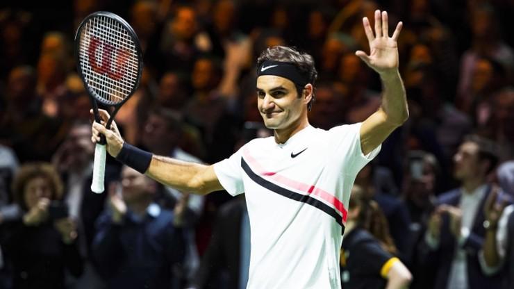 Ranking ATP: Federer oficjalnie najstarszym liderem w historii