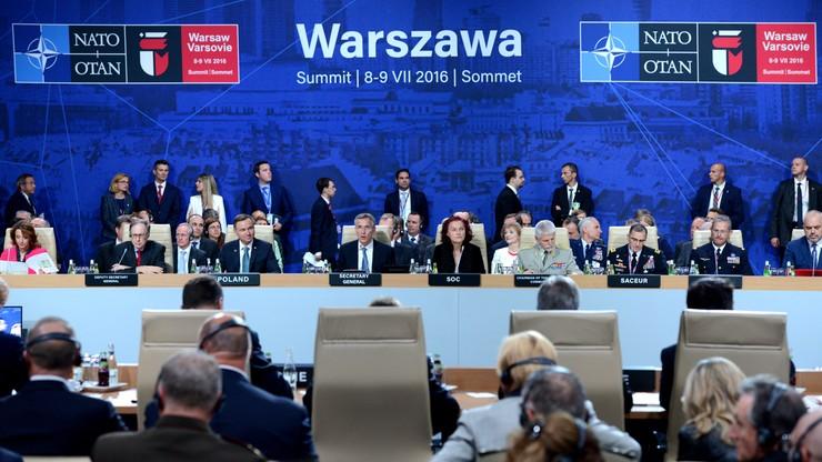 Decyzja zapadła. NATO wzmocni wschodnią flankę