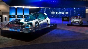 Microsoft i Toyota będą wspólnie pracować nad inteligentnymi autami