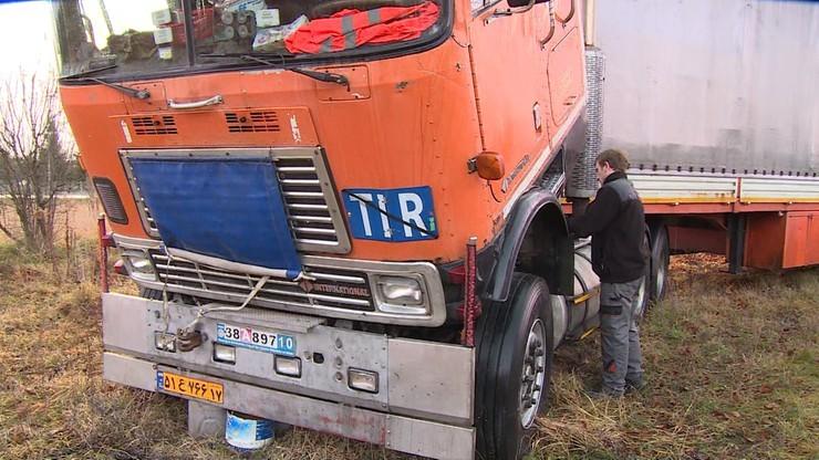 Zwrot akcji ws. kierowcy z Iranu. Problem z zakupem ciężarówki