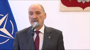"""""""Mam wrażenie, że Putin żyje w pewnej schizofrenii"""" - szef MON komentuje wypowiedź prezydenta Rosji"""