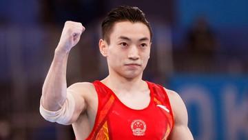 Jingyuan Zou z kolejnym medalem olimpijskim w Tokio