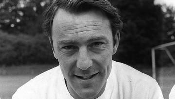 Zmarł legendarny piłkarz. Mistrz świata z 1966 roku