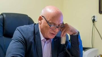 Burmistrz warszawskiej dzielnicy zakażony koronawirusem