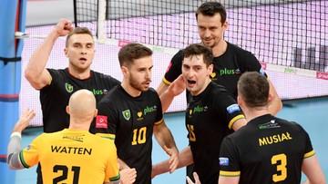 PlusLiga: GKS Katowice wywalczył zwycięstwo w starciu z ekipą z Zawiercia