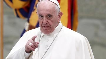Papież: chciałbym w przyszłym roku pojechać do Iraku
