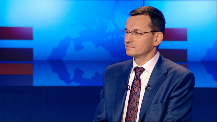 Morawiecki: poprzednicy jak pasikonik z bajki La Fontaine'a