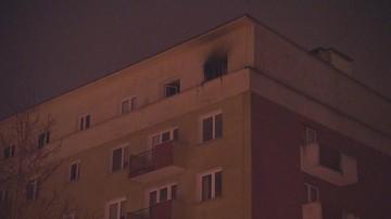 Pożar mieszkania na warszawskim Mokotowie. Jedna osoba zginęła