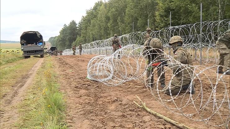 Przedłużenie stanu wyjątkowego na granicy. Sprawą we wtorek zajmie się rząd