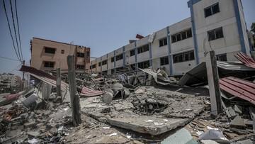 Izrael wzmacnia obronę granicy. Kolejne ataki rakietowe