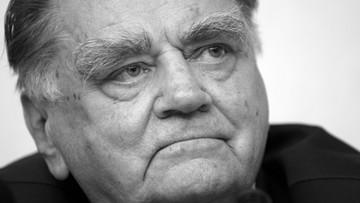 Nie żyje były premier Jan Olszewski