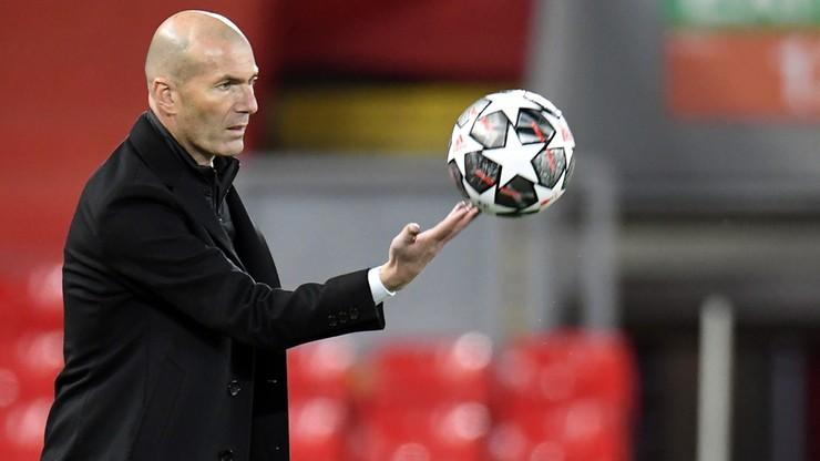 Zinedine Zidane: Nigdy nie można nas skreślać