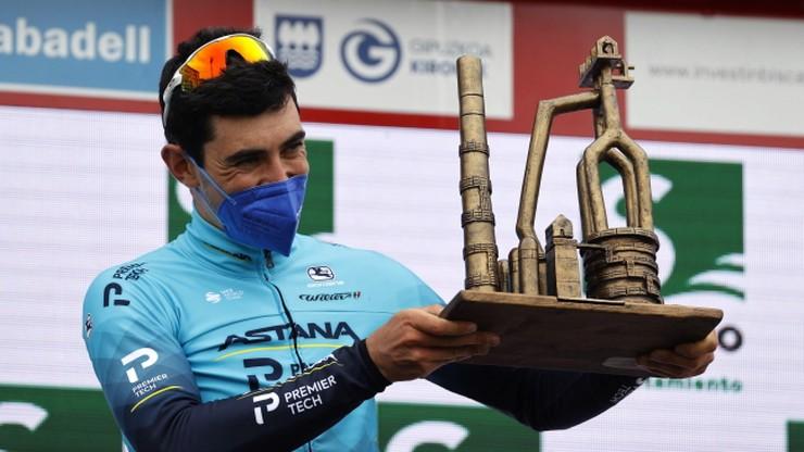 Alex Aranburu wygrał drugi etap wyścigu Dookoła Kraju Basków