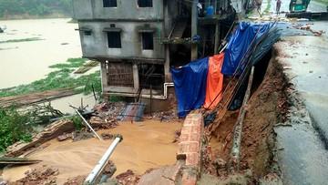Lawiny błotne w Bangladeszu. Nie żyje ponad 110 ludzi